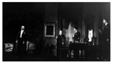 Brighton - Bela, Arthur Hosking, Richard Butler and David Dawson