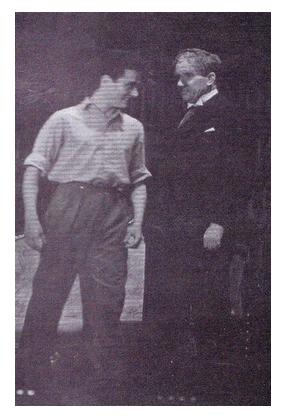 Eric Lindsay and Arthur Hoskin