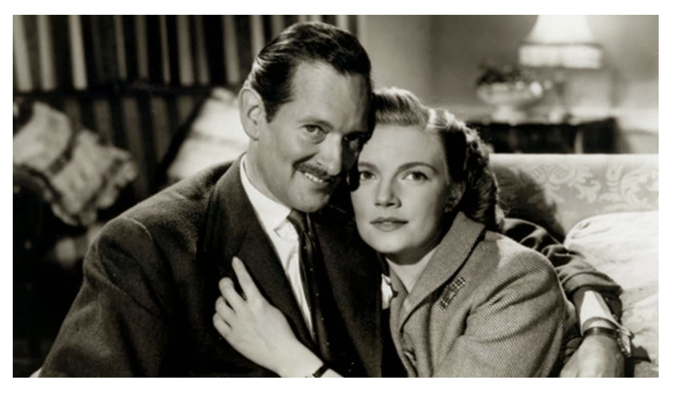 Guy Middleton and Joan Winmill