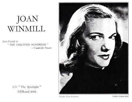 Joan Winmill