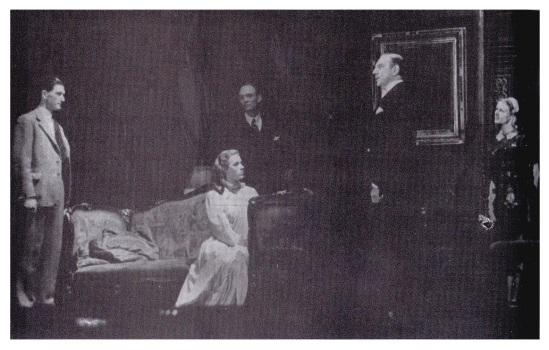 Richard Butler, Sheila Wynn, David Dawson, Bela Lugosi, Joan Harding