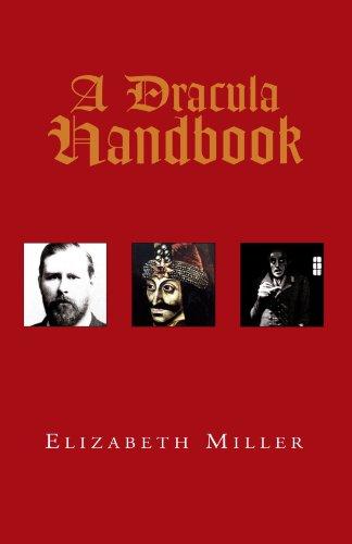 A Dracula Handbook, Xlibris (March 23, 2005