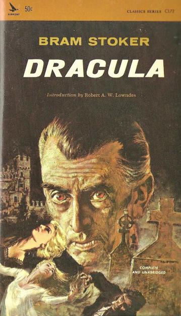 Dracula, Airmont CL72 – 1965