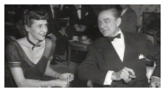 Bela and Lillian return to America aboard the Queen Elizabeth