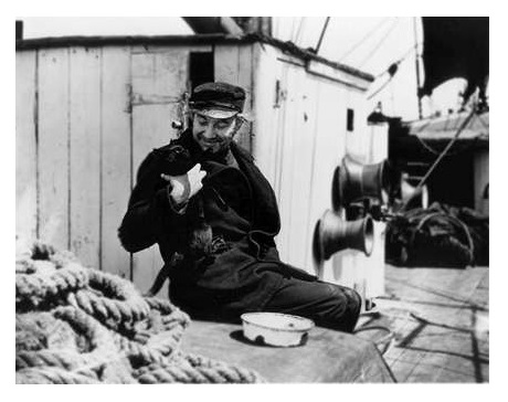 Mystery of the Marie Celeste Bela Lugosi and the ship's cat