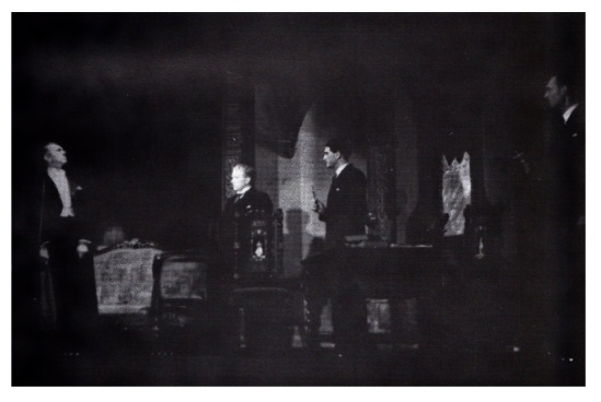 Bela, Arthur Hosking, Richard Butler and David Dawson 2