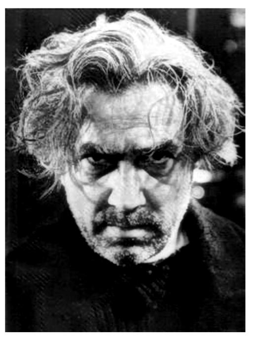 Bela as Anton Lorenzen in Mystery of the Marie Celeste