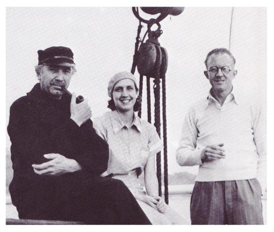 Mystery of the Marie Celeste: Bela Lillian and Denison Clift
