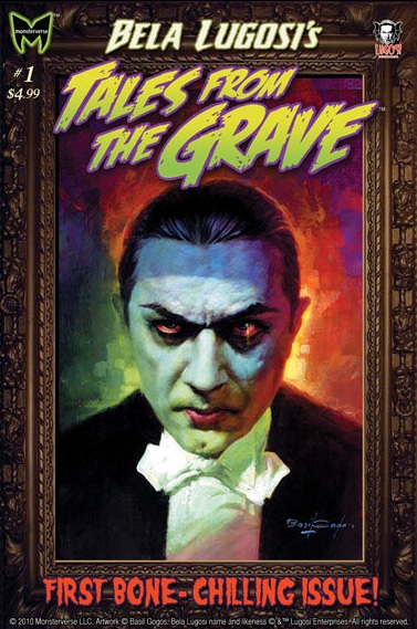 Bela Lugosi's Tales From The Grave #1, 2010