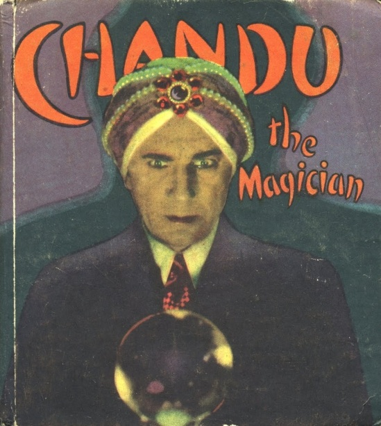 Chandu The Magician, Big Little Book (1935