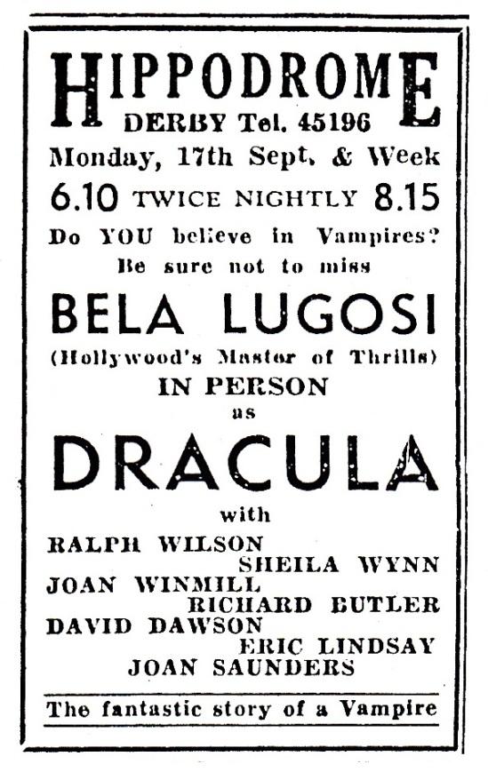 Derby Evening Telegraph, September 15, 1951