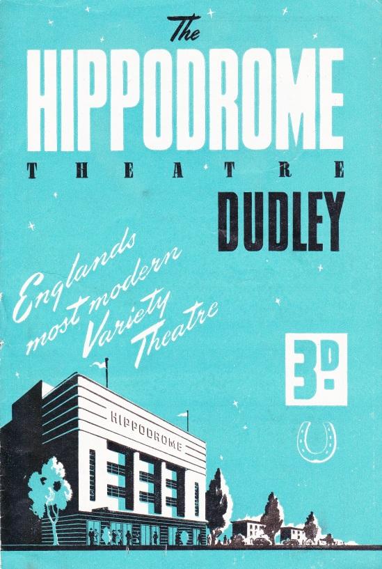 Dudley Hippodrome Programme