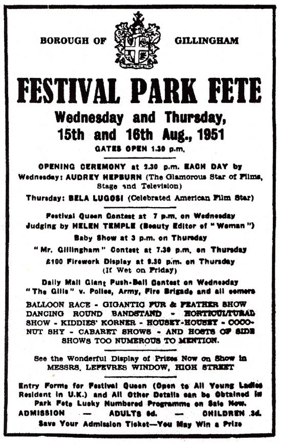 Festival Park Fete