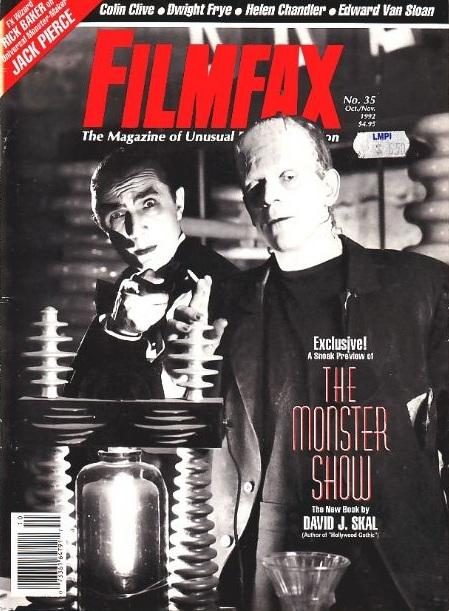 Filmfax, October 1992