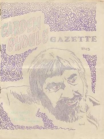 Garden Ghouls Gazette #13, 1963