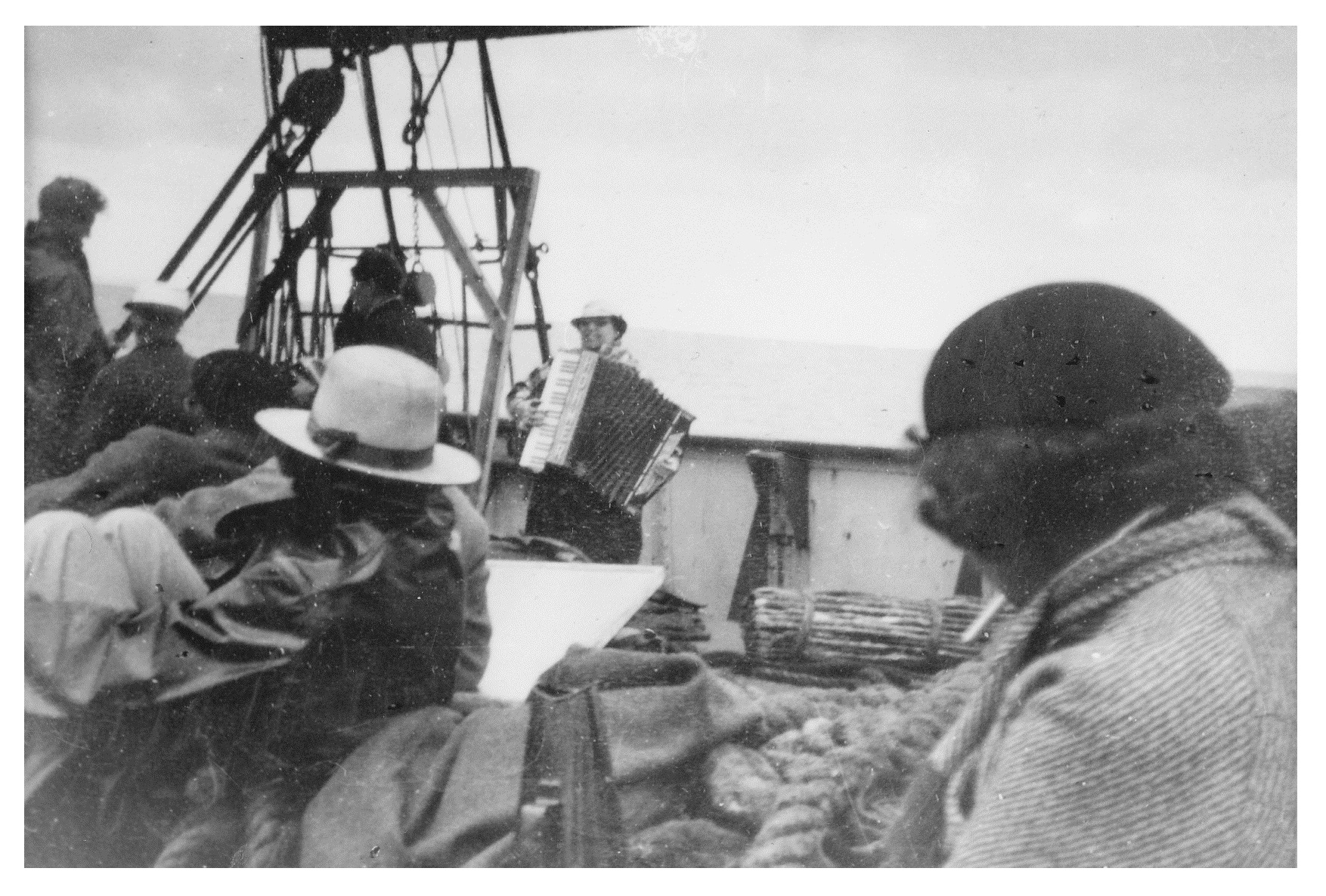 Mystery of the Marie Celeste: Homeward Bound