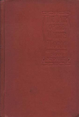 Lair Of The White Worm 1911 1st edition by Rider and Son