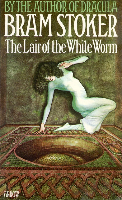 Lair Of The White Worm Arrow