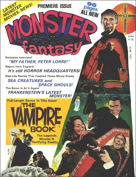 Monster Fantasy, April 1975