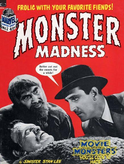 Monster Madness #2, 1973