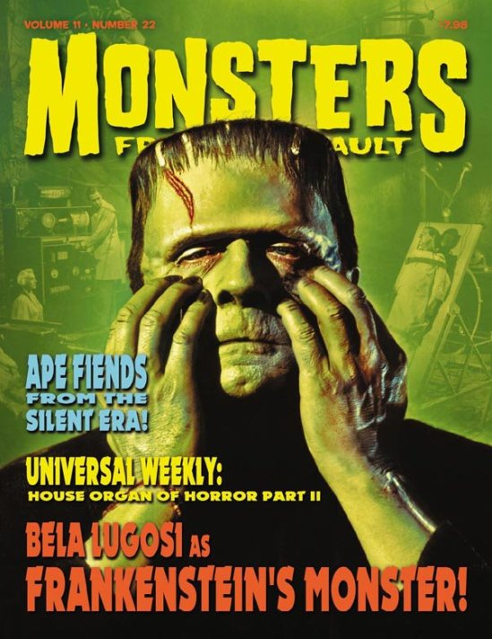 Monsters From The Vault, Summer 2006