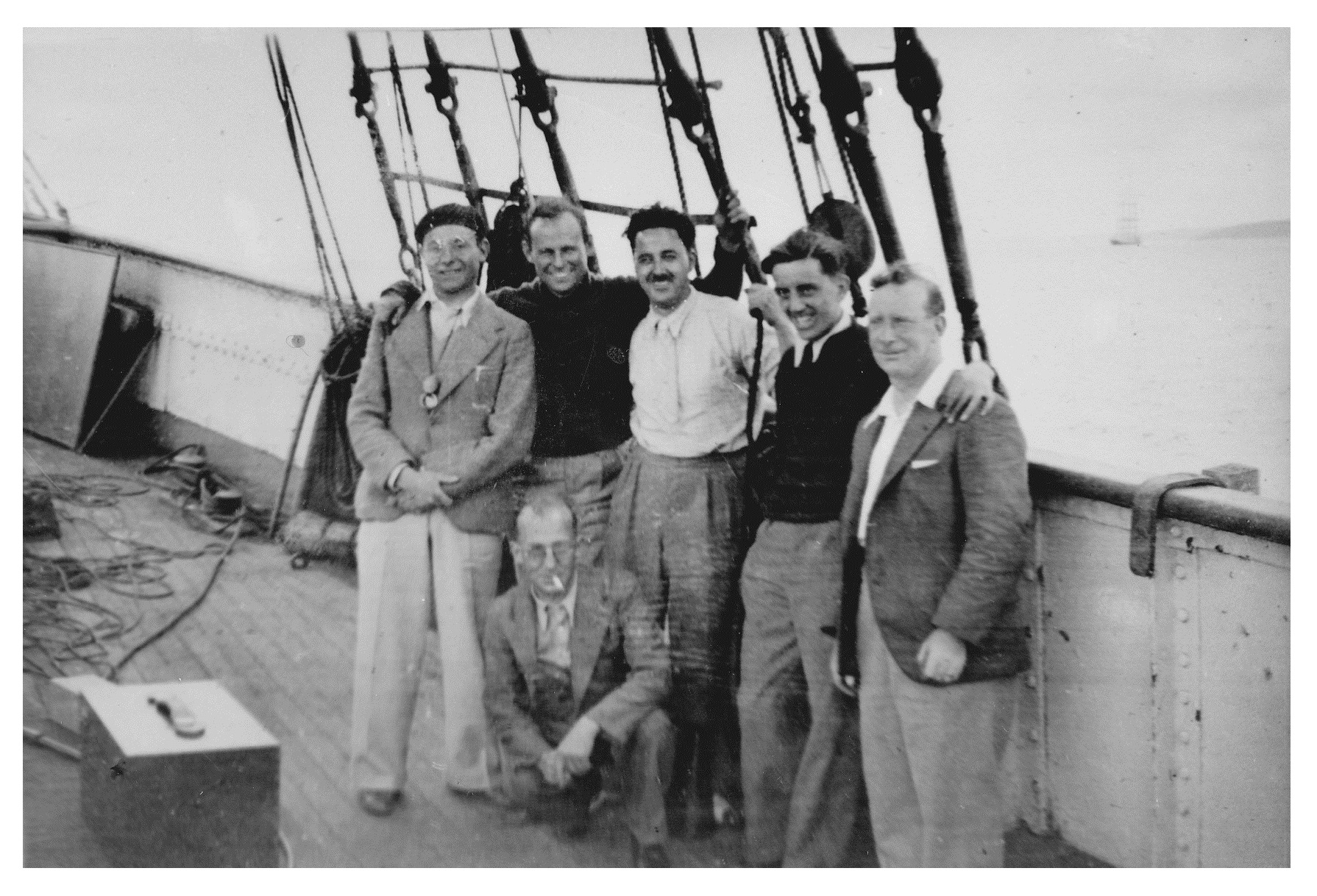 Mystery of the Marie Celeste: More Of The Boys