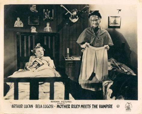 Mother Riley Meets The Vampire 1