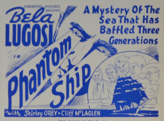 Phantom Ship Ad Mat 2