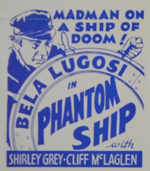 Phantom Ship Press Book Centre Pages