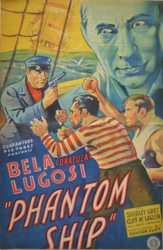 Phantom Ship Press Book Front