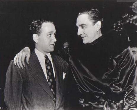 Richard Gordon and Bela