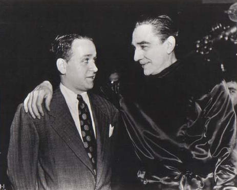 Richard Gordon and Bela