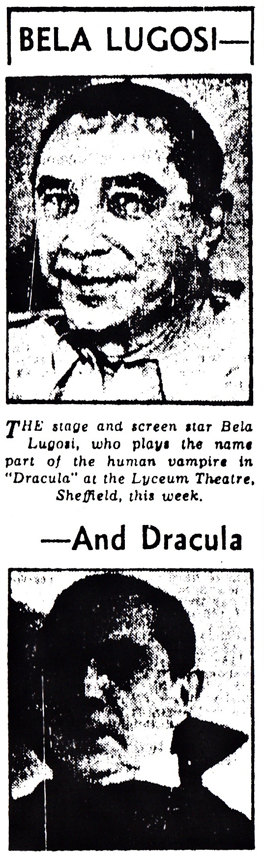 Sheffield Telegraph, August 7, 1951