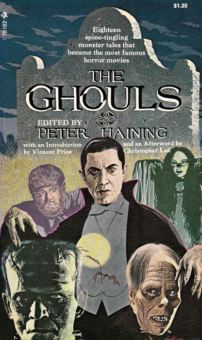 The Ghouls, Pocket Books; First Edition edition (1972)