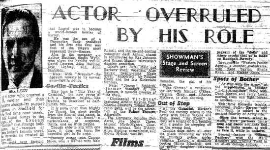 The Star (Sheffield) August 6, 1951
