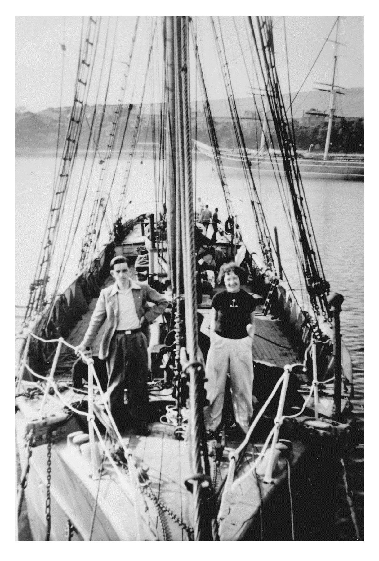 Mystery of the Marie Celeste: Tilly & Ian
