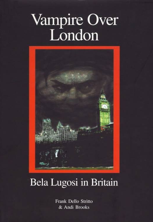 Vampire Over London First Edition