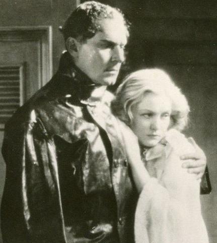 Arthur Margetson and Shirley Grey
