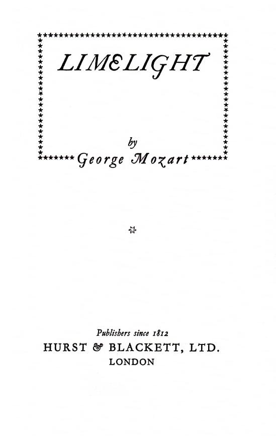 Mystery of the Mary Celeste Limelight