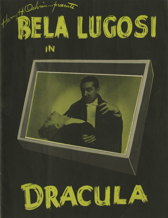 1943 Programme Cover