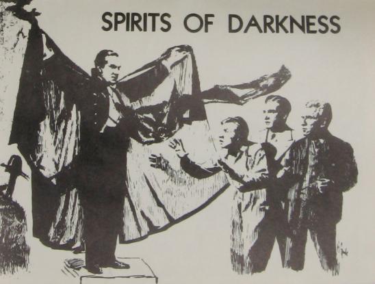 1943 Dracula Tour Programme 7