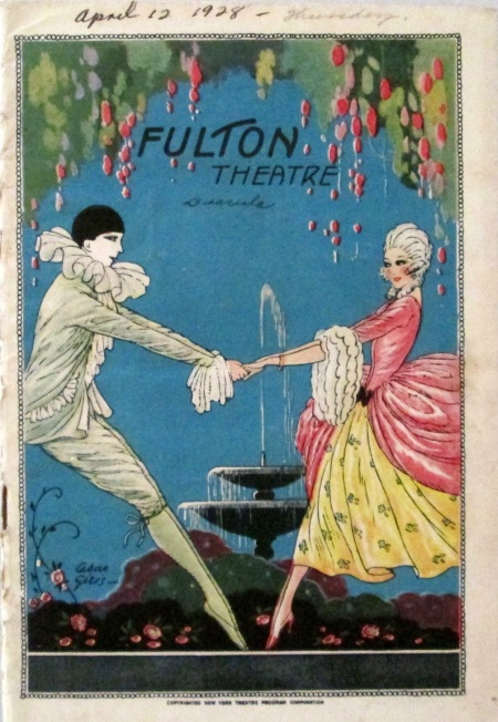 April 12, 1928 Cover