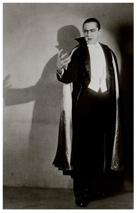 Bela Lugosi photographed by Florence Vandamm, 1927
