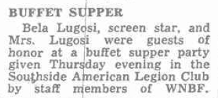 Binghamton Press, November 6, 1948