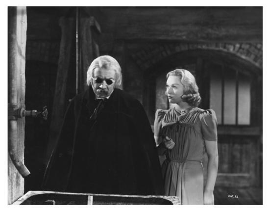 Dark Eyes of London Bela and Greta Gynt