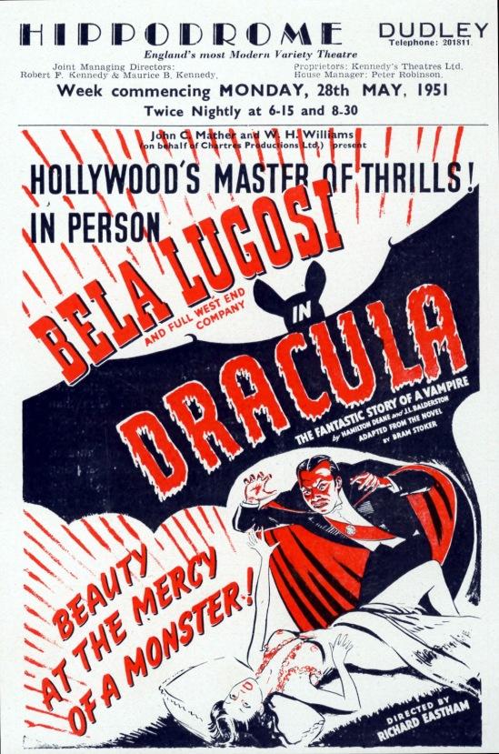 Dudley Hippodrome Handbill
