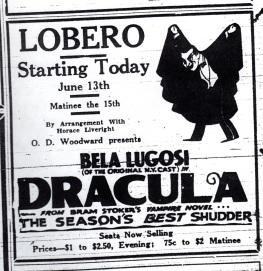 Lobero Ad 1929