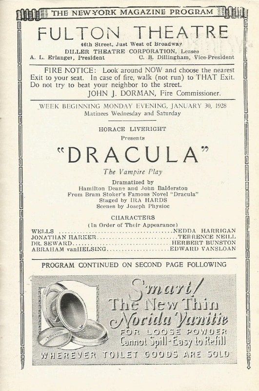 Programme for the week beginning January 30th, 1928 b