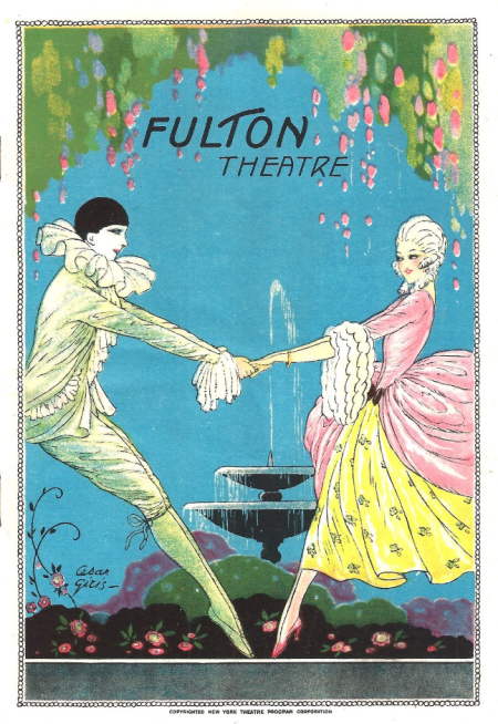 Programme for the week beginning November 21, 1927 1