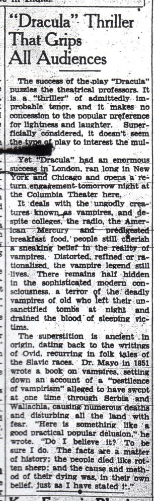San Francisco Newspaper, July 21, 1929 (2)